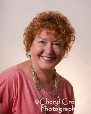"Gaye Godfrey recently update her professional portrait for her website and says: ""The thing I appreciated most about Cheryl and her photography skills is her intuitive ability to determine the perfect setup for each shot, i.e. attire, location, pose, lighting, outside conditions, and most of all she quickly understood my goals."""