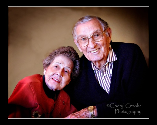 My father was married for 66 years to my mother until she died in November, 2012.  He fell in love with her shortly after returning from World War II and married her two weeks after they met.