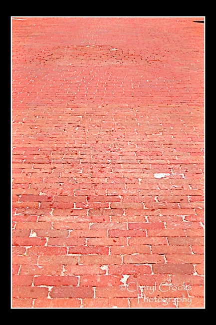 It's not the Yellow Brick Road that paves the Main Street of Fort Scott but red brick so indicative of the small towns in the area. You must leave the asphalt highways to experience the small town.