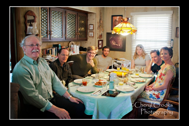 Last Easter, my family gathered once more for a final holiday meal at my parents' home.