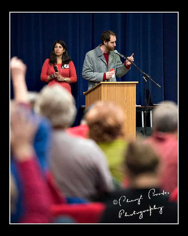 My son, Matthew, says the day of the Bellingham pipeline explosion is a day he will never forget. Here he speaks at a 2012 public hearing on the coal train shipping terminal in Bellingham.