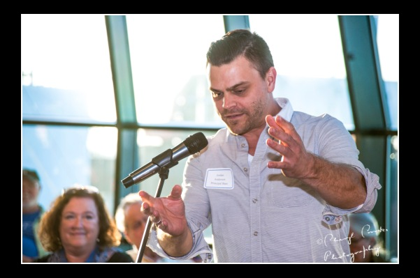 Principal bassist from the Seattle Symphony Jordan Anderson shares his 'most embarrassing'moment' at the Bellingham Festival of Music picnic.